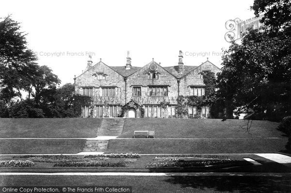Burnley, Royle Hall, Cannon Parker's Home 1895