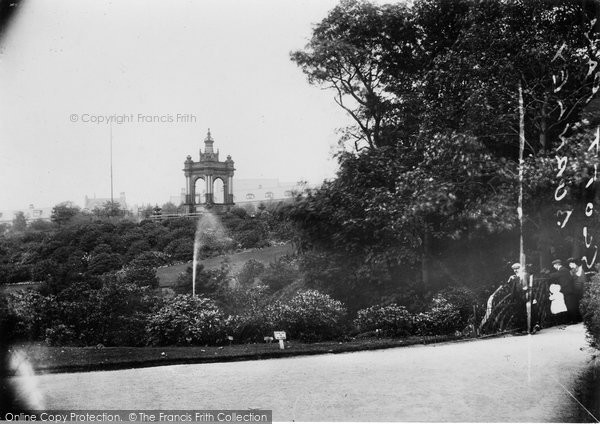 Burnley, Scott Park 1930