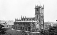 Burnley, St Peter's Church 1895