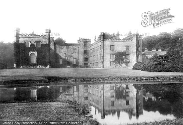 Burnley, Towneley Hall 1895