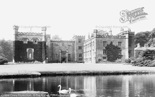 Burnley, Towneley Hall 1906
