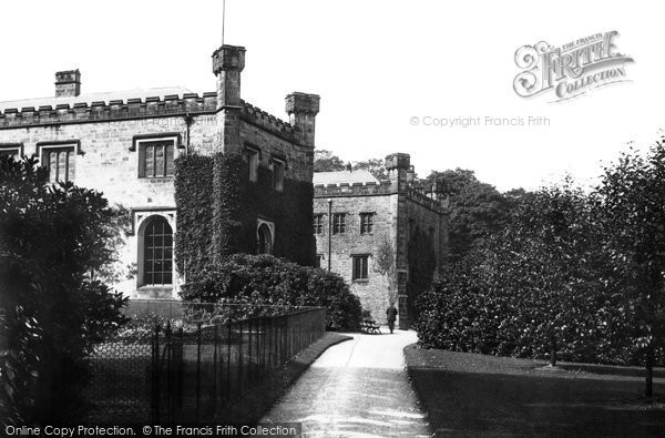 Burnley, Towneley Hall 1930