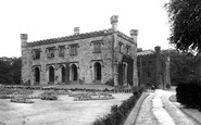 Burnley, Towneley Hall 1955