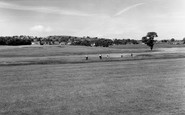 Burnley, Towneley Park, Golf Links c.1960