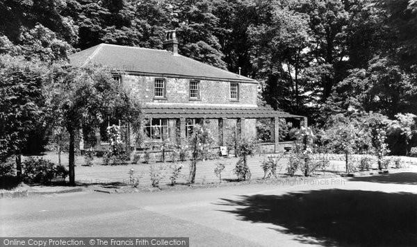 Burnley, Towneley Park, The Stables Café c.1960