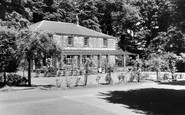 Burnley, Towneley Park, The Stables Café c.1960