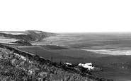 Burnmouth, The Coast c.1955