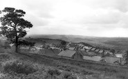 Burnopfield, General View c.1960
