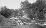 Burnsall, Loup Scar 1900