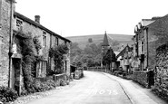 Burnsall, The Village c.1955