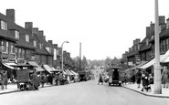 Burnt Oak, Watling Avenue c1955