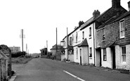 Burraton, Liskeard Road c.1960