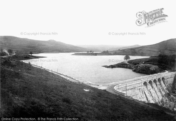 Burrator Reservoir, 1898