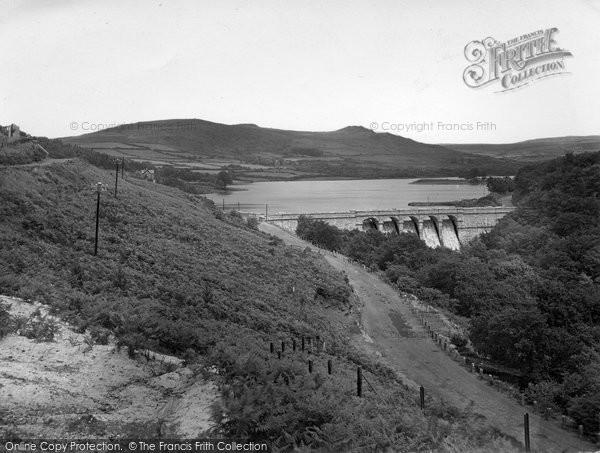 Burrator Reservoir, 1931