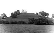 Burrowbridge, Burrow Mump c.1960