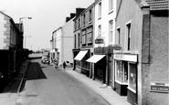 Burry Port, Station Road c.1965