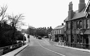Burscough, Liverpool Road c.1955