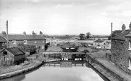 Burscough, the Canal c1960