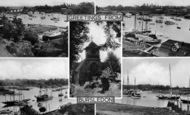 Bursledon, Composite c.1960