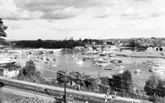 Bursledon, Hamble River c.1960