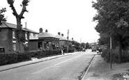 Bursledon, Lowford c.1955