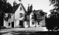 Bursledon, Oak Hill Hotel c.1963