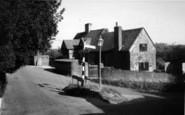Bursledon, Old Bursledon Village c.1965