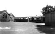 Bursledon, Primary School c.1955