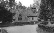 Bursledon, St Leonard's Church c.1960