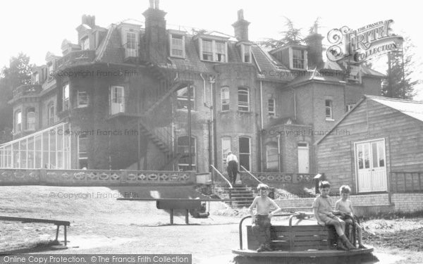 Bursledon, The Hospital c.1955