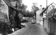 Bursledon, The Village c.1955
