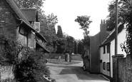 Bursledon, The Village c.1960