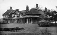 Burstall, The Cottage c.1920