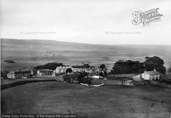 Burtersett, Village 1908