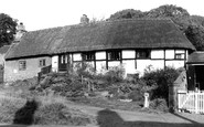 Burton, Barn End c.1960