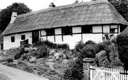 Burton, Barn End Cottage c.1965