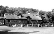 Burton, Bishop Wilson's Cottage c.1960