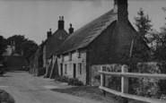 Burton Bradstock, A Quaint Corner c.1950