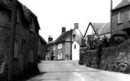 Burton Bradstock, High Street  c.1960