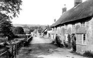 Burton Bradstock, The Village 1897
