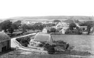 Burton Bradstock, The Village 1899