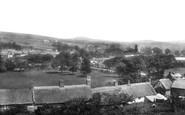 Burton Bradstock, The Village 1902