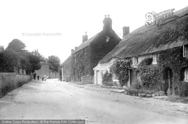 Burton Bradstock, The Village 1909