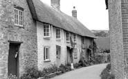 Burton Bradstock, The Village 1960