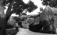 Burton Bradstock, The Village c.1960