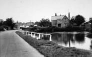 Burton Fleming, The Pond c.1960