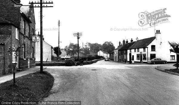 Burton Fleming, The Village c.1965