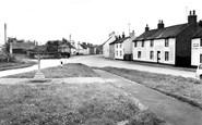 Burton Fleming, The Village From The Church c.1960