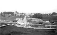 Burton In Lonsdale, 1890