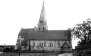 Burton In Lonsdale, All Saints Church 1890